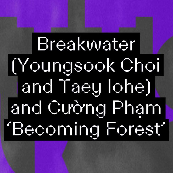 Breakwater (Youngsook Choi and Taey Iohe) and Cường Phạm: Becoming Forest: Spring
